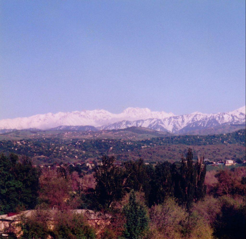 Central Asia Almaty Kazakhstan