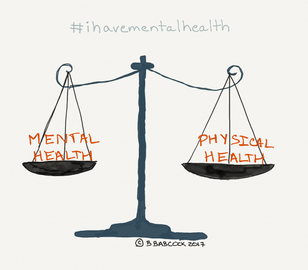parity of esteem #ihavementalhealth