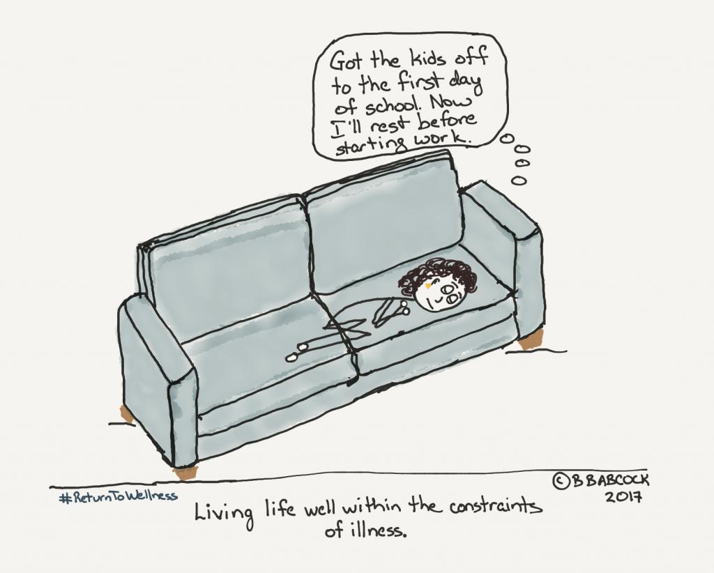 live life well with chronic illness